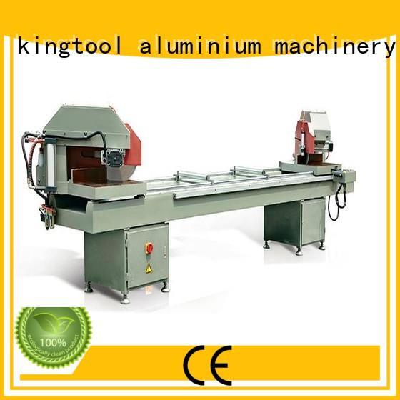 easy-operating aluminium cutting machine profiles for heat-insulating materials in factory