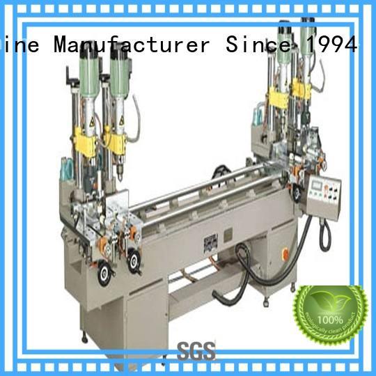 Hot aluminum Aluminium Drilling Machine material ware kingtool aluminium machinery Brand