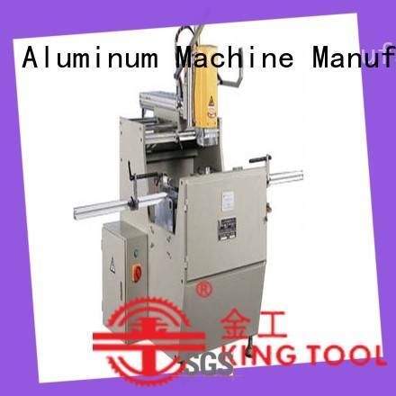aluminium router machine router for grooving kingtool aluminium machinery