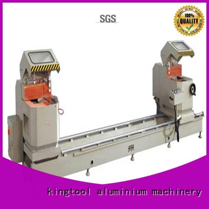 kingtool aluminium machinery aluminium cutting machine price various kt363b45 window