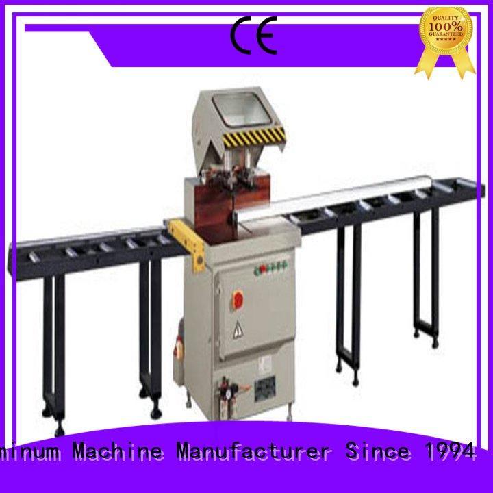 various manual curtain kingtool aluminium machinery Brand aluminium cutting machine price manufacture