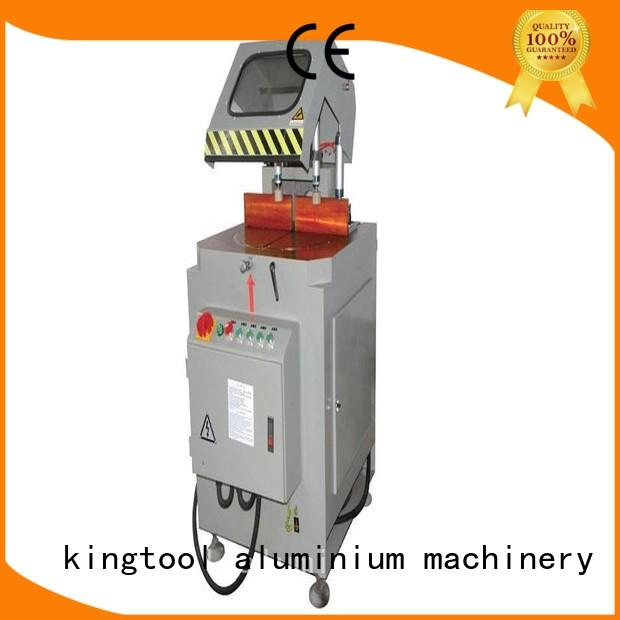 stable aluminium cutting machine price window for curtain wall materials in factory