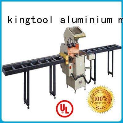 aluminium cutting machine price window display thermalbreak kingtool aluminium machinery