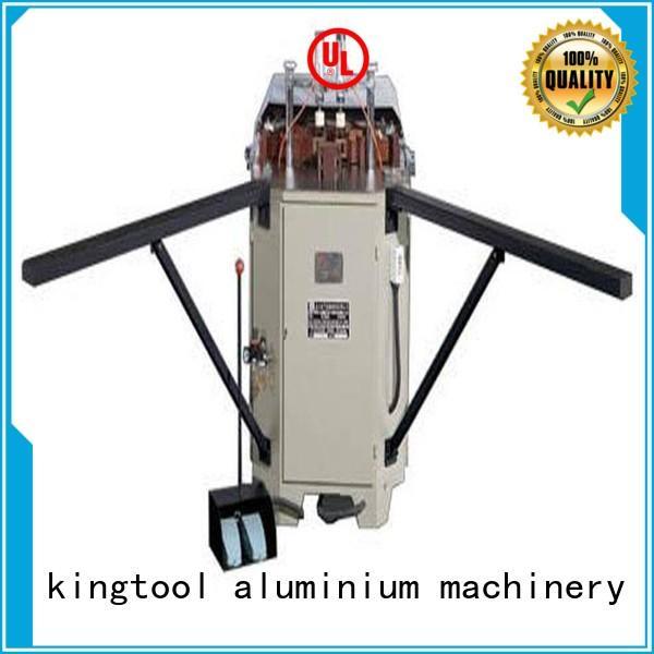 machine aluminium crimping machine for sale from manufacturer for grooving kingtool aluminium machinery