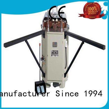 aluminum profile aluminium crimping machine for sale kingtool aluminium machinery