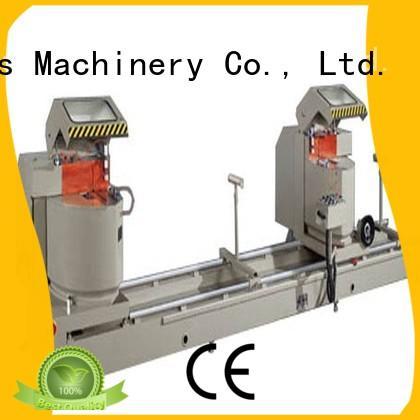 kingtool aluminium machinery duty laser metal cutting machine for heat-insulating materials in workshop