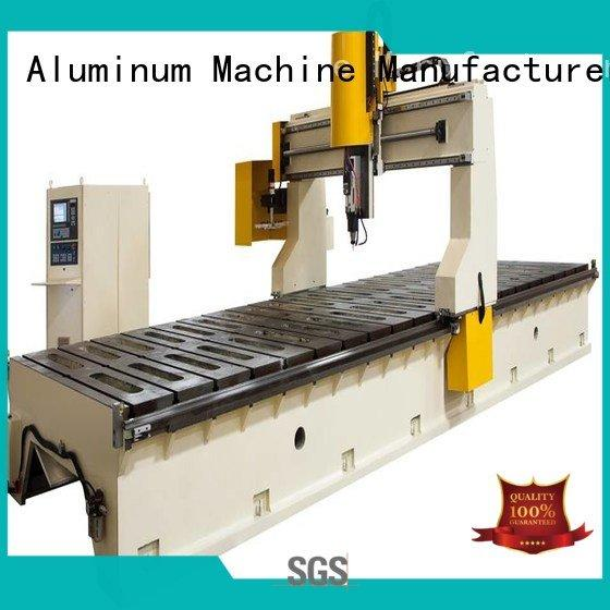 kingtool aluminium machinery Brand profile aluminium machine cnc router aluminum