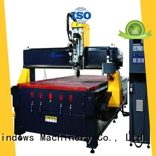 kingtool aluminium machinery milling best cnc router factory price for steel plate