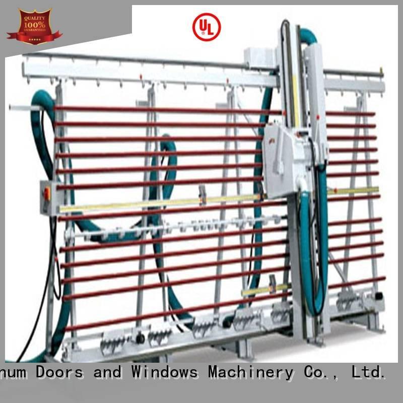 Custom ACP Processing Machine vertical grooving cutting kingtool aluminium machinery