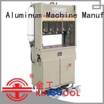 column aluminum punching machine four column multicy linder kingtool aluminium machinery