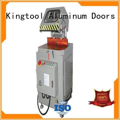 precision heavyduty type kingtool aluminium machinery aluminium cutting machine