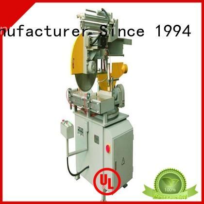 cnc automatic aluminium cutting machine angle kingtool aluminium machinery company