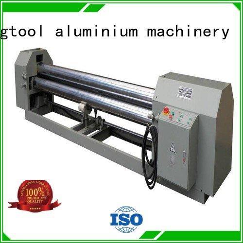Custom aluminum aluminum bending machine bending aluminium bending machine