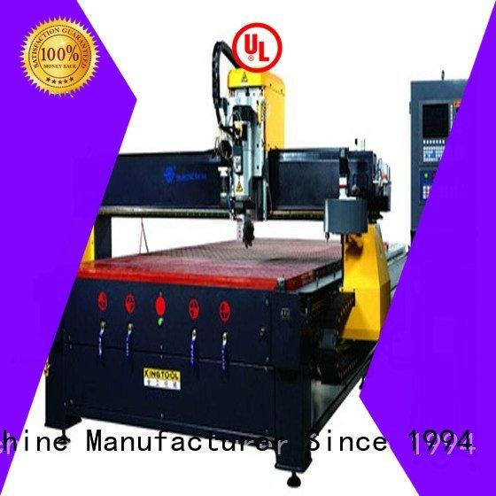 cnc router aluminum cnc aluminium router machine kingtool aluminium machinery