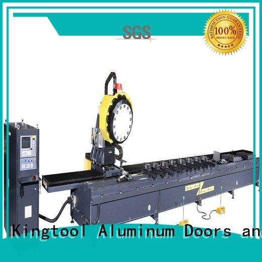 cnc router aluminum head kingtool aluminium machinery Brand aluminium router machine