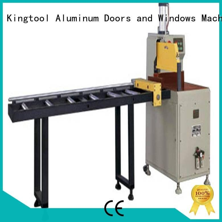 aluminium cutting machine price automatic multifunction kingtool aluminium machinery Brand