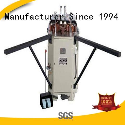 KT-333A Thermal-Break Al Profile Corner Crimping Machine in Heavy Duty
