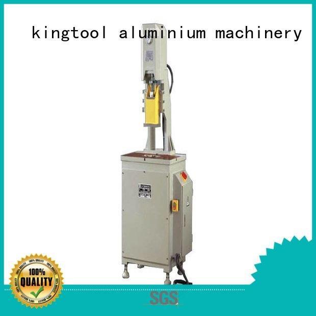 aluminium punching machine pnumatic kingtool aluminium machinery Brand aluminum punching machine