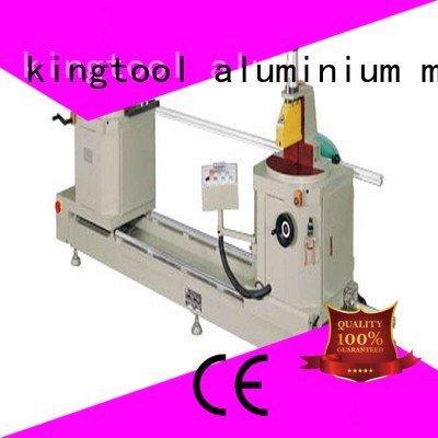 kingtool aluminium machinery sanitary saw Sanitary Ware Machine arc materials