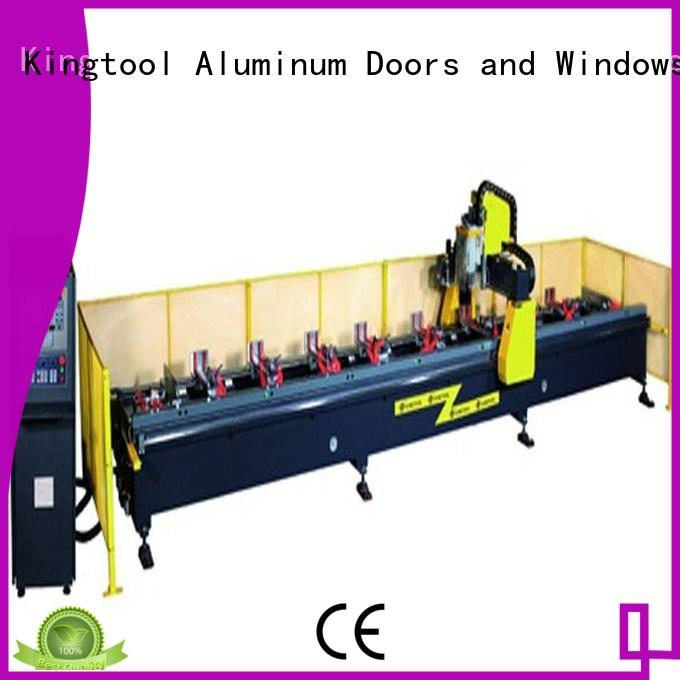 easy-operating industrial cnc aluminium router machine center producer for grooving