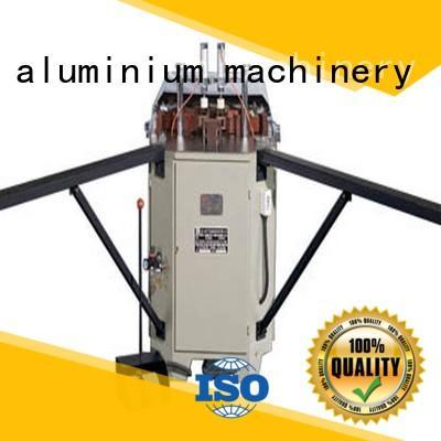 aluminum machine duty aluminium crimping machine hermalbreak kingtool aluminium machinery