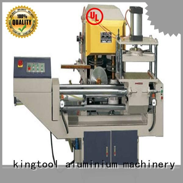 kingtool aluminium machinery best aluminum milling machine for cutting