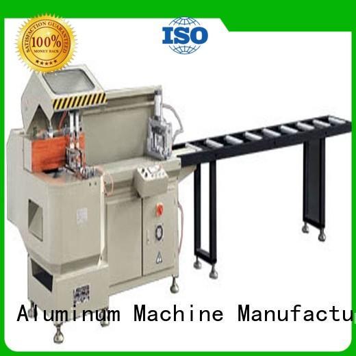 Hot automatic aluminium cutting machine price angle kingtool aluminium machinery Brand
