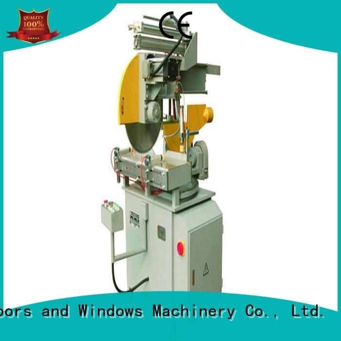 aluminium cutting machine price thermalbreak aluminium cutting machine full kingtool aluminium machinery