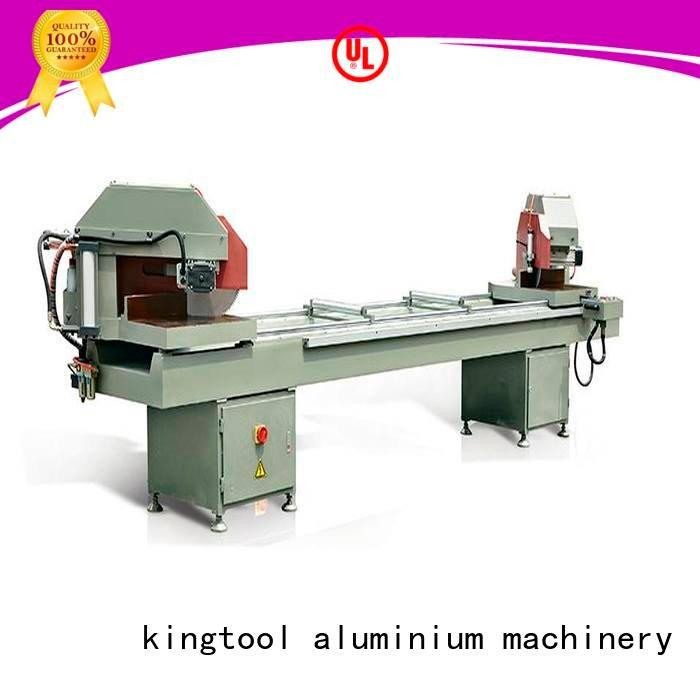 Custom head aluminium cutting machine type aluminium cutting machine price