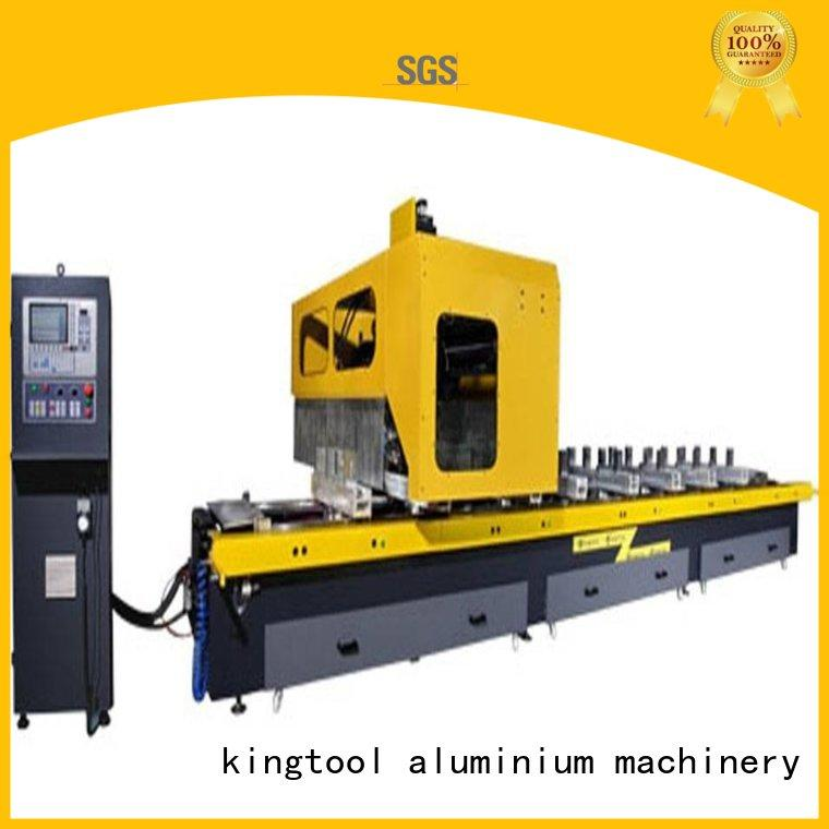 kingtool aluminium machinery best-selling cnc router machine price directly sale for plate