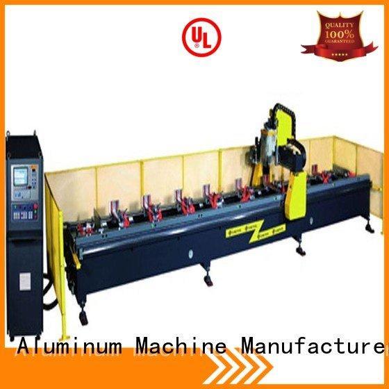 Hot cnc router aluminum cnc 3axis machining kingtool aluminium machinery Brand