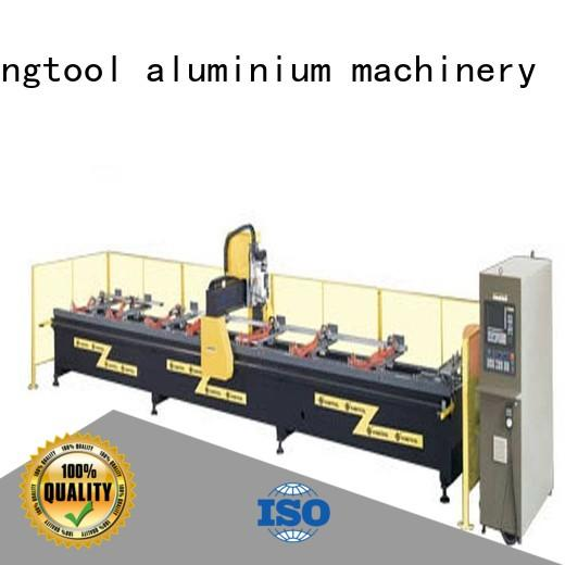 kingtool aluminium machinery head cnc router for metal cutting China factory for PVC sheets