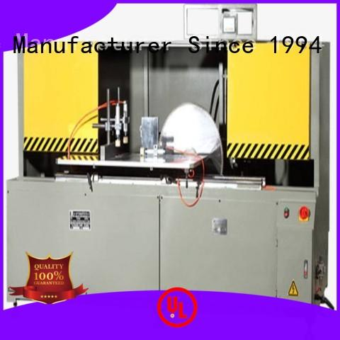 best aluminum curtain wall profile cutting machine curtain for door profile in plant