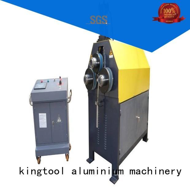 aluminium bending machine automatic cnc aluminum bending machine kingtool aluminium machinery Brand