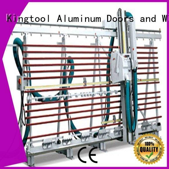 saw aluminum panel ACP Processing Machine Supplier kingtool aluminium machinery