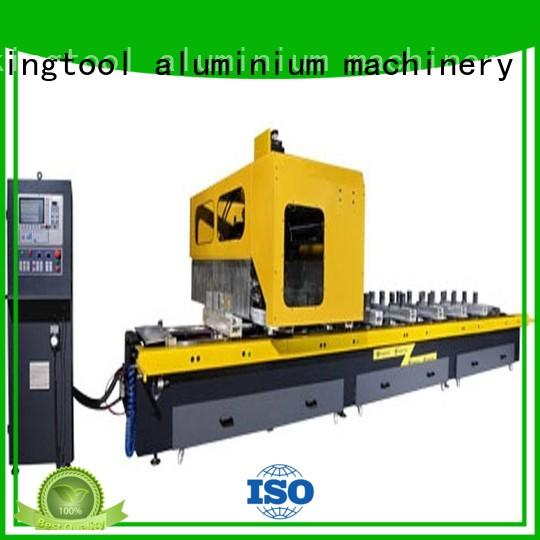 kingtool aluminium machinery drilling cnc router reviews customization for grooving