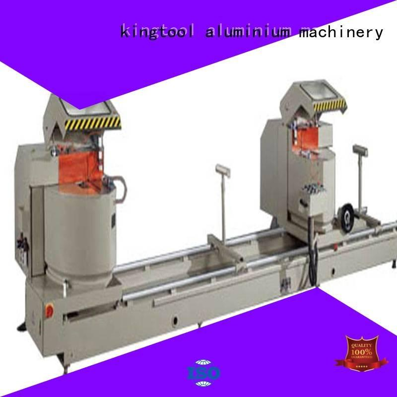 angle digital aluminium cutting machine price kingtool aluminium machinery