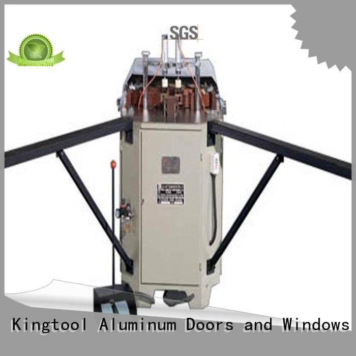 kingtool aluminium machinery aluminum aluminium crimping machine price from manufacturer for milling
