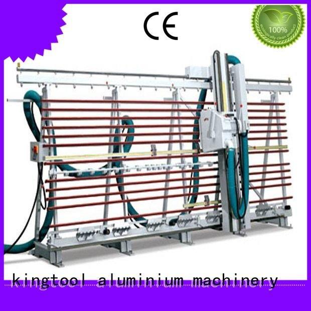 ACP Processing Machine Supplier saw ACP Processing Machine cutting kingtool aluminium machinery