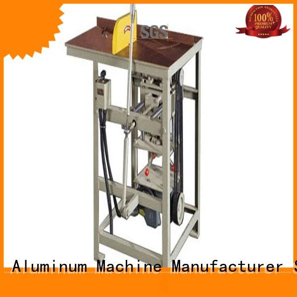 kingtool aluminium machinery Brand heavy profiles aluminium cutting machine price window
