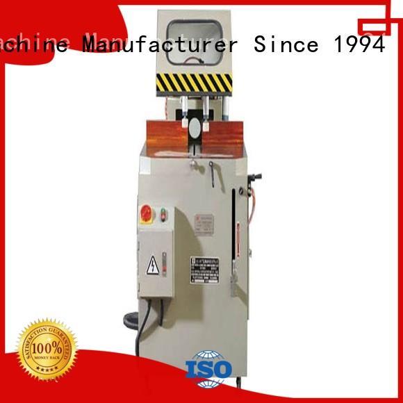 manual thermalbreak aluminium cutting machine duty kingtool aluminium machinery Brand