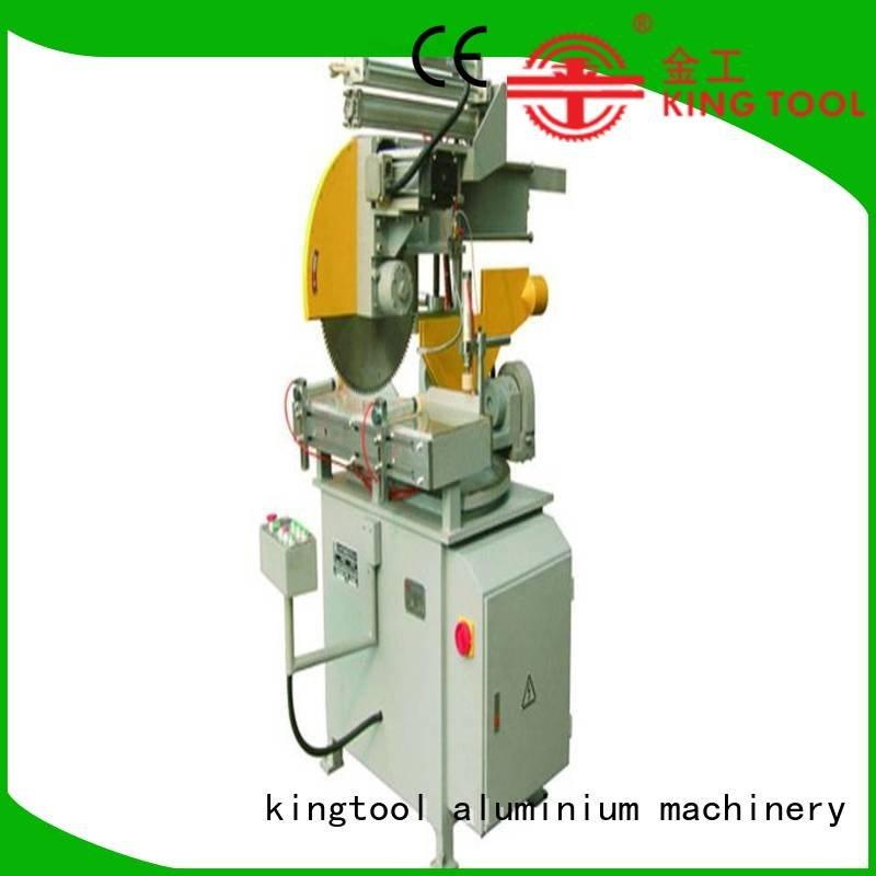 curtain mitre kingtool aluminium machinery aluminium cutting machine price