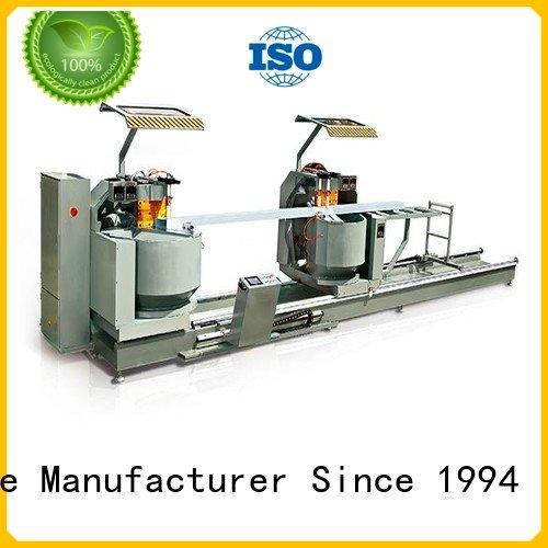 aluminium cutting machine price angle saw OEM aluminium cutting machine kingtool aluminium machinery