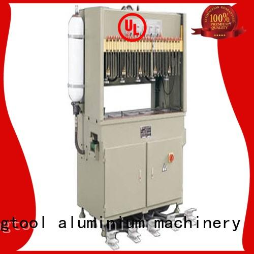 kingtool aluminium machinery easy-operating steel hole punching machine free quote for tapping