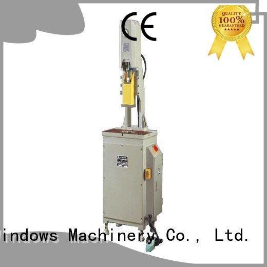 oil column kingtool aluminium machinery aluminum punching machine
