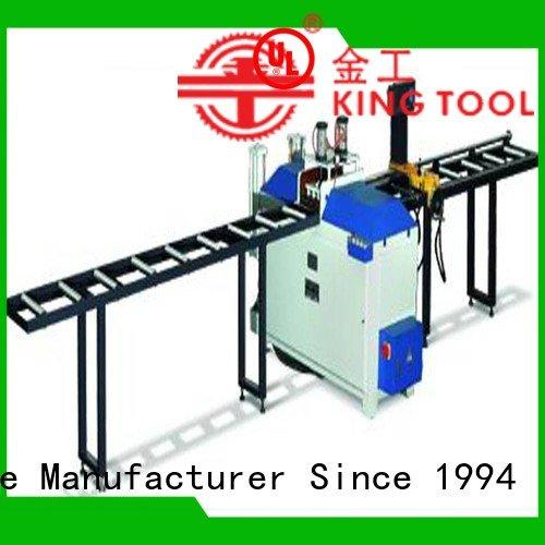 aluminium cutting machine price duty window automatic multifunction kingtool aluminium machinery