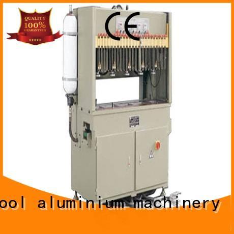 Wholesale machine aluminium punching machine profile kingtool aluminium machinery Brand
