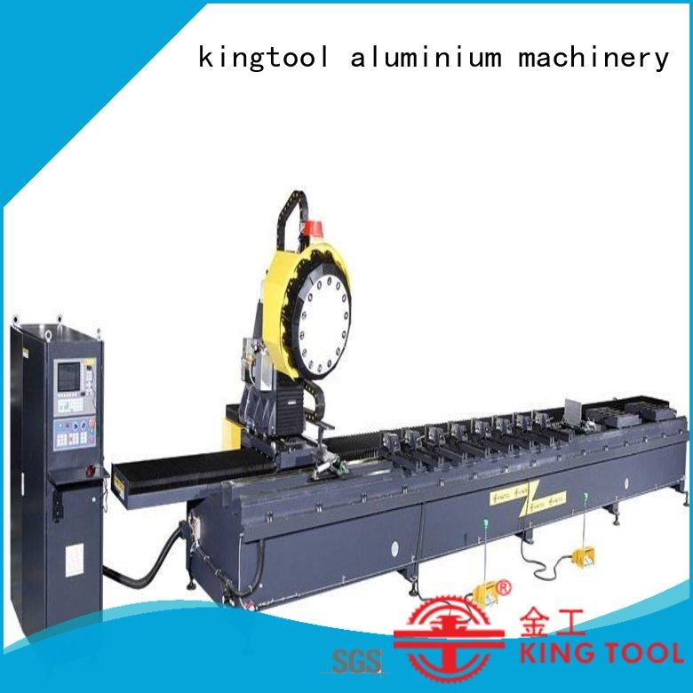 kingtool aluminium machinery aluminum 3d cnc router inquire now for grooving