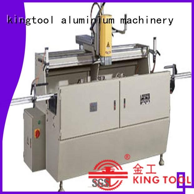 kingtool aluminium machinery best portable copy router machine for aluminium with good price for cutting