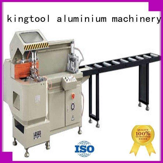aluminium cutting machine price full kingtool aluminium machinery Brand aluminium cutting machine